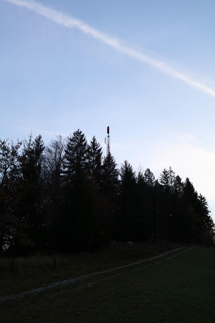 Sender Arnoldstein in Kärnten