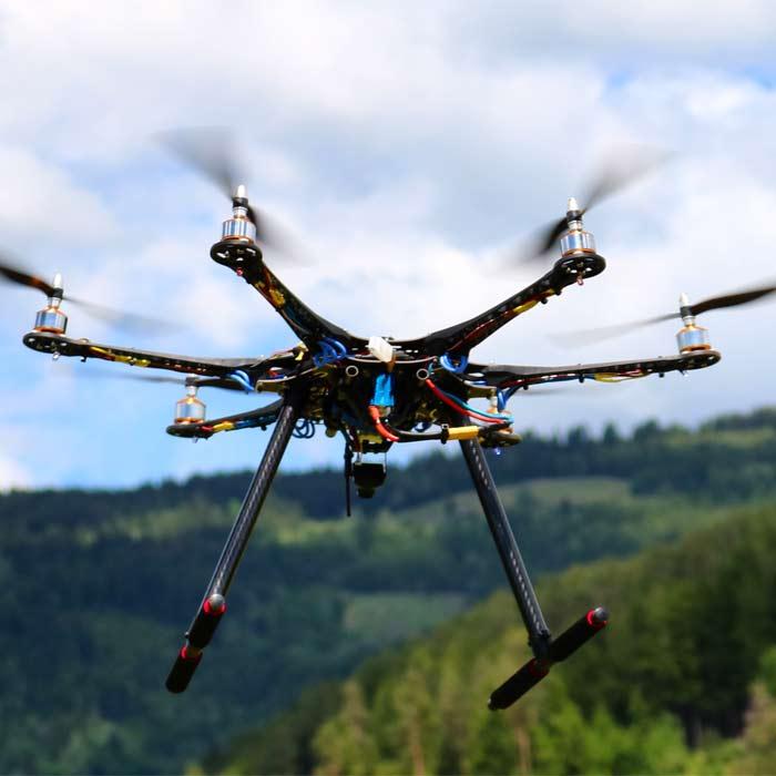 Hexacopter selber bauen