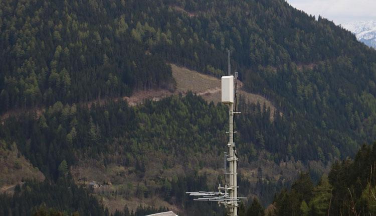 Sender Mallnitz Obervellach - DVB-T und Radio