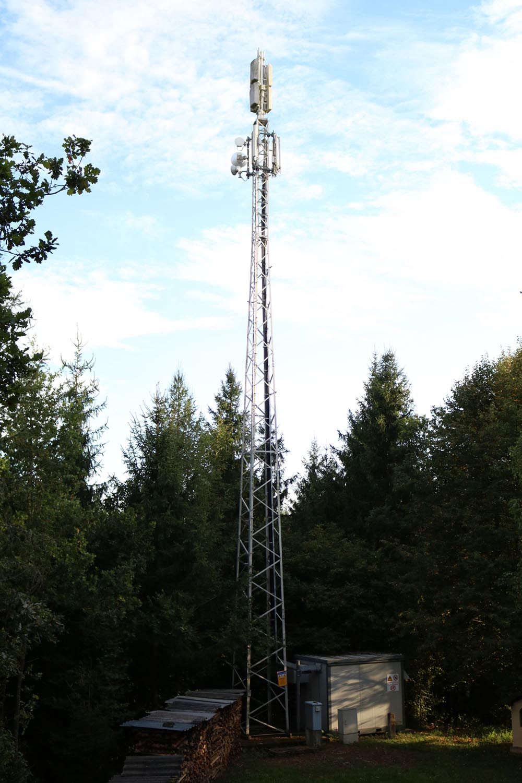 Analog-TV Sender Moosburg