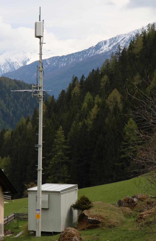 Sender Mallnitz Obervellach - Antenne