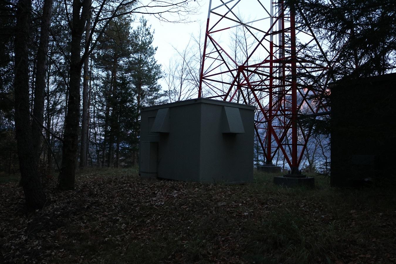 Sender Arnoldstein in Kärnten - Container