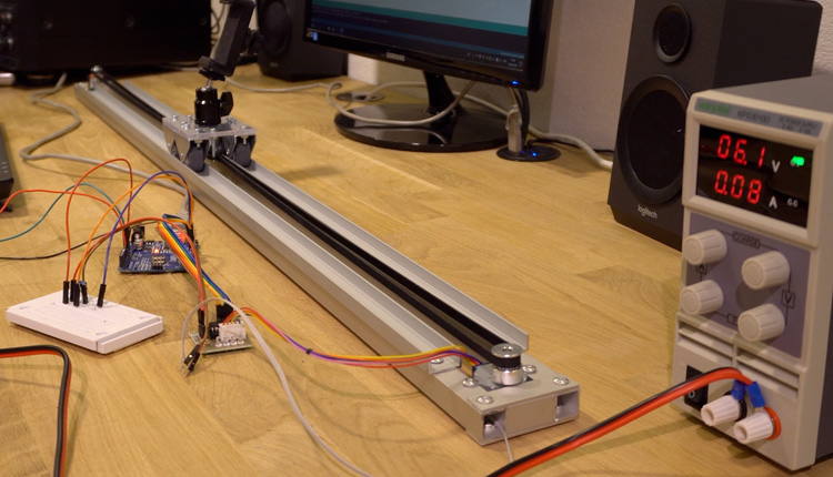 Arduino Camera Slider