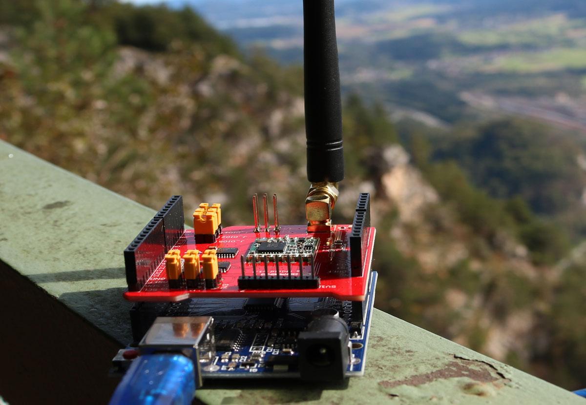 LoRa - Reichweite, Datenraten, Energieffizienz, Netzwerke | Wie funktioniert LoRa und das Netzwerk von IoT