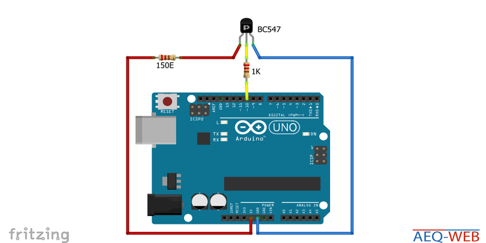 Arduino Powerbank Dummy Load Wiring