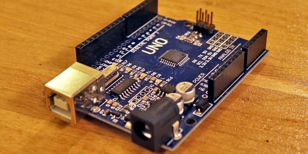 Arduino Uno Rev 3 Clone