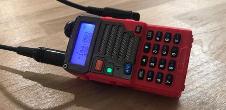 Boafeng Funkgeräte programmieren mit CHIRP