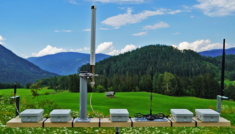 Die besten Antennen für LoRa und der große Reichweite Test