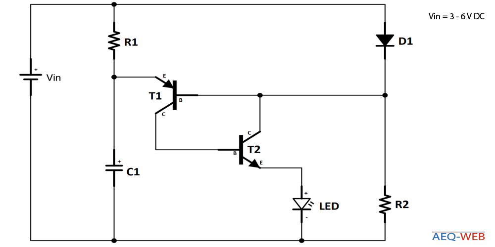 LED Flash Circuit