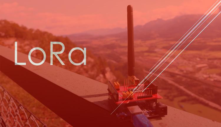 LoRa Arduino Wireless WAN Module Wide Range