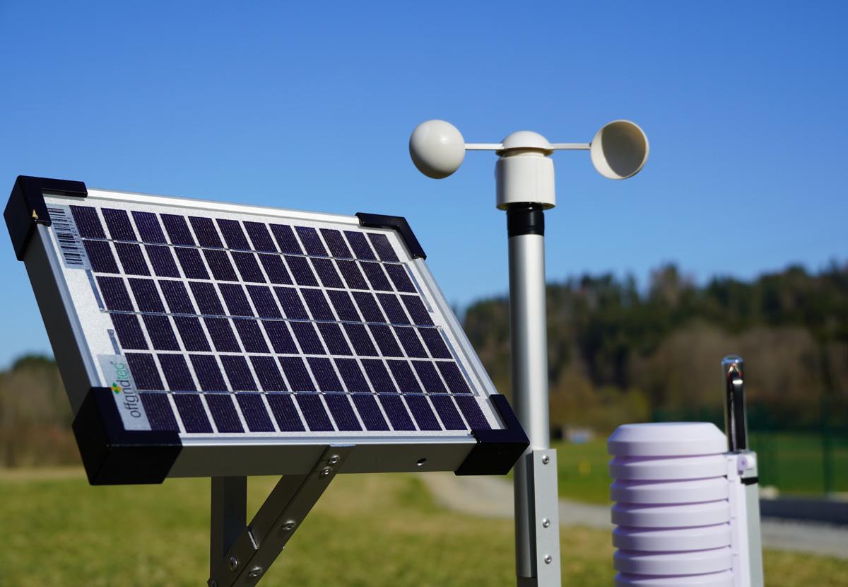 Die LoRa Wetterstation 2020 | Temperatur, Feuchte, Luftdruck, Wind & Sonne messen