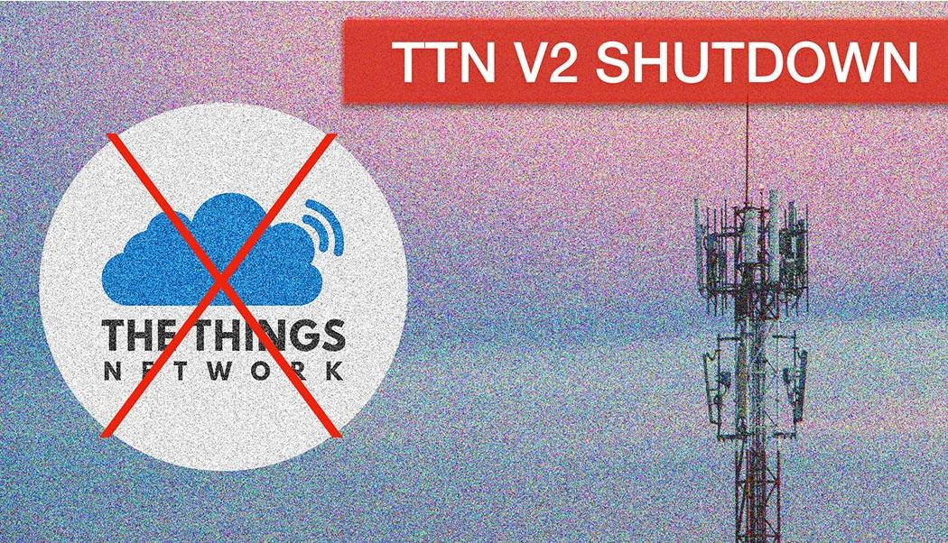 TTN Abschaltung Cluster V2 2021