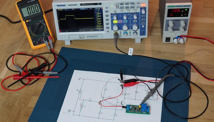 Temperaturschalter 9 12 Volt DC mit NTC Widerstand