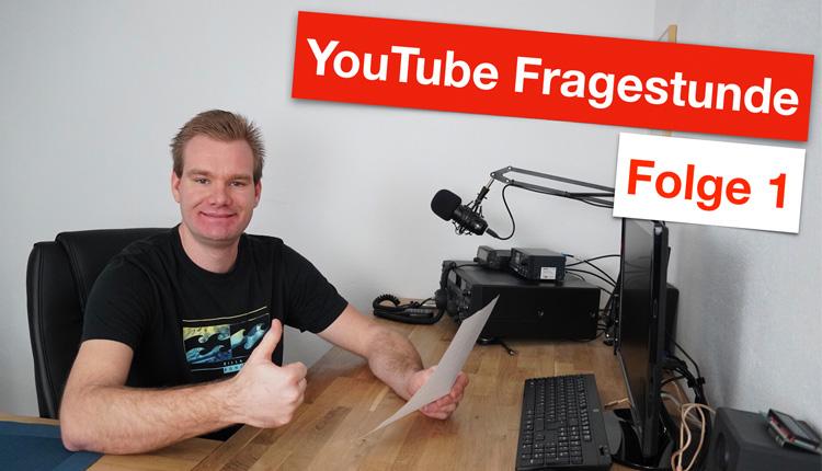 YouTube Fragestunde mit Alex - Folge 1