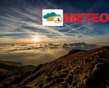 Ein Projekt von Wetterstationen und dem technischen Know-How von AEQ-WEB
